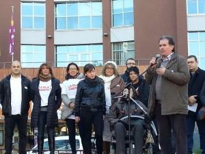 """Campaña """"La ELA existe en Sant Adrià"""" 2013"""