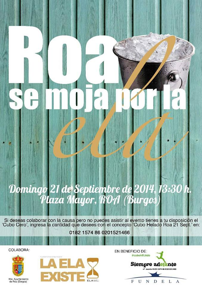 Roa de Duero se une al #cubohELAdo