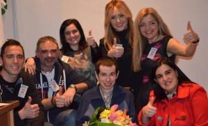 El deporte llora a Fernando Leira, icono de la lucha contra la ELA