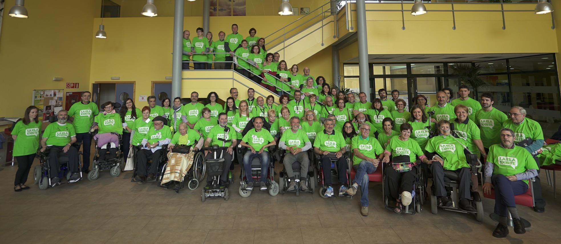 ¡Éxito del VII Encuentro de Afectados por la ELA!