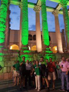 Día Mundial en Extremadura