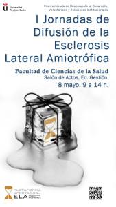 I Jornadas de Difusion de la ELA URJC 8 mayo