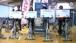 1.111 € donación de la Mitja Marató Ciutat Vilanova