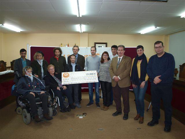 Donación de 25.000€ de RedELA al Grupo de Fisiopatología Metabólica IRBUniversitat de Lleida (UdL)