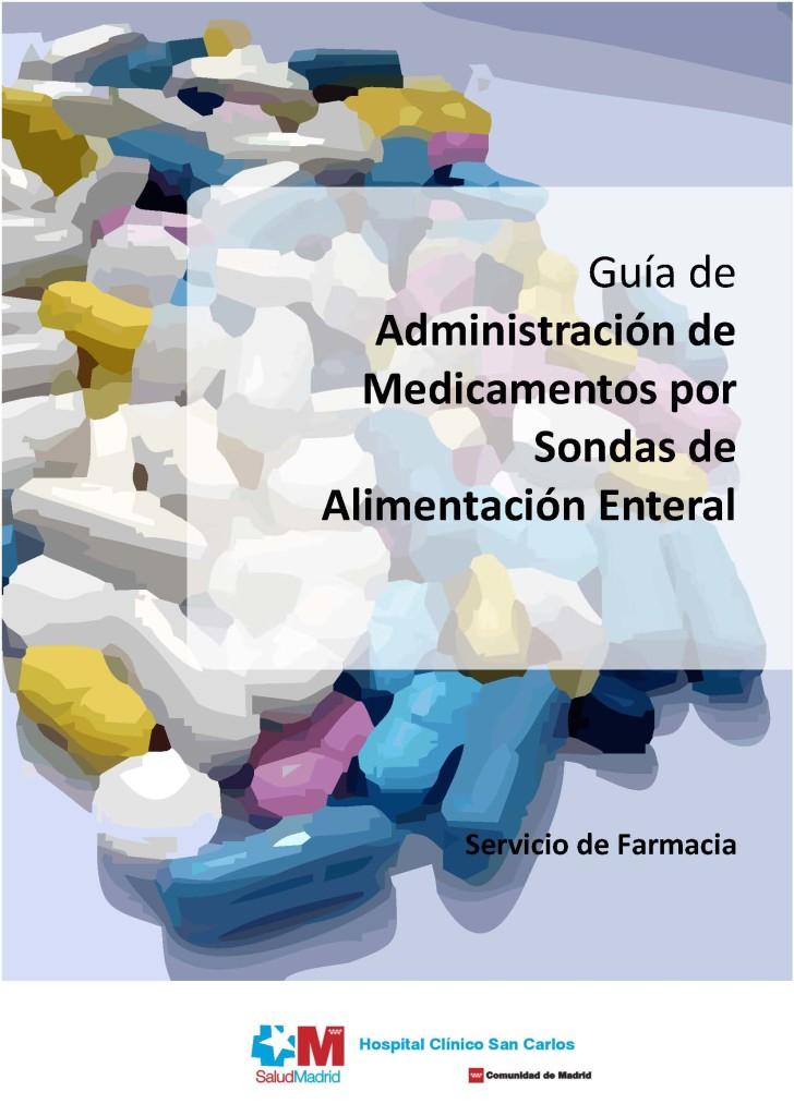 Guía de Administración de Medicamentos