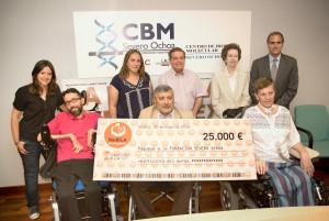 Firmado Convenio entre RedELA y la Fundación Severo Ochoa