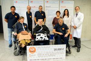 Firma del convenio de colaboración entre la Asociación RedELA Investigación y la Fundación para la Investigación Biomédica del Hospital Universitario 12 de Octubre de Madrid
