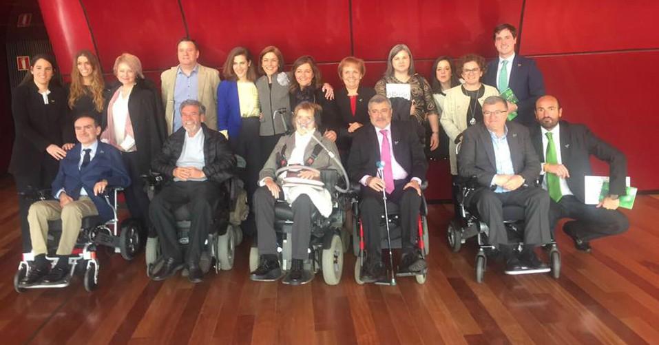 Presentada la Fundación Francisco Luzón Unidos contra la ELA