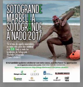 Reto de Jaime Caballero 2017: SotograndE – MarbelLa – SotogrAnde