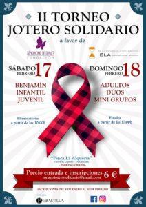 II Torneo Jotero Solidario