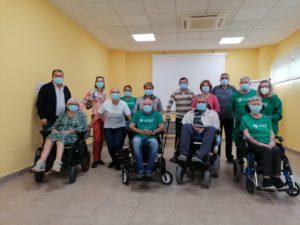 Jornadas de Afectados en el CREER Burgos