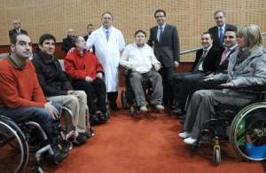 Madrid tendrá la primera sala de recuperación del daño medular